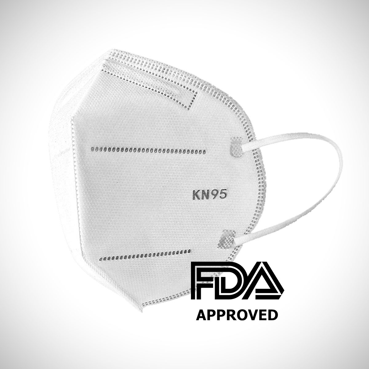 FDA Approved KN95 Face Mask - Shop Healthy PPE
